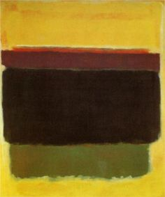 Untitled - Mark Rothko, 1949