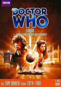 DOCTOR WHO:EP 109 SHADA