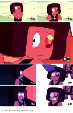 Spoiler alert for BUBBLED!!!     I was so sad when she was thrown out into space why didn't she work it out with Steven omg the episode was amazing but whyyyyy!!!!