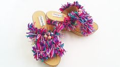 Women's Peep Toe WedgesHigh WedgesBridal by ChicSandals on Etsy