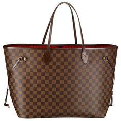 Louis Vuitton Neverfull want!