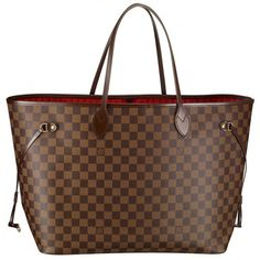 My absolute go to bag.. Great for travel & work, never fails!! Louis Vuitton Neverfull ;)