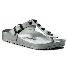 Flip flop BIRKENSTOCK - Gizeh 1007069 Studded Silver