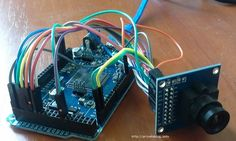How to connect OV7670 to Arduino Due