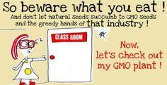 The crazy history of HISTORY: GMO/MONSANTO VERSUS THE PLANET #monsanto #gmo #geneticallymodified