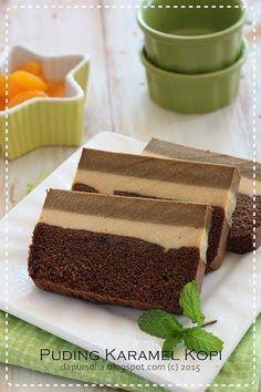 Ini salah satu resep puding cake yang lumayan sering aku buat. Rasanya unik, nggak sekedar manis tapi ada aroma karamel dan kopinya. Proses ...