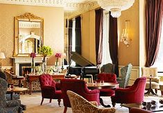Afternoon Tea Shelbourne Hotel Dublin Lord Mayors Lounge
