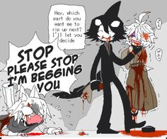"""seichiinaratranslates: """" """" (Update) I forgot to draw the tail """" Original work by Mogeko / Deep-Sea Prisoner. Translation and typesetting by ✿缘❀ / seichiinara. ※Permission to translate and upload was granted by the artist. Rpg World, Ice Scream, Rpg Horror Games, Grey Gardens, Zodiac Memes, Rpg Maker, Witch House, Deep Blue Sea, Anime Characters"""