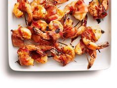 Best representation descriptions: Bacon Wrapped Shrimp Recipe Food Network Related searches: A-Z Recipes,Sandwich Loaf Recipes Food Network. Shrimp Recipes, Appetizer Recipes, Bacon Appetizers, Shrimp Dishes, Shrimp Pasta, Party Appetizers, Fish Recipes, Drink Recipes, Dinner Recipes