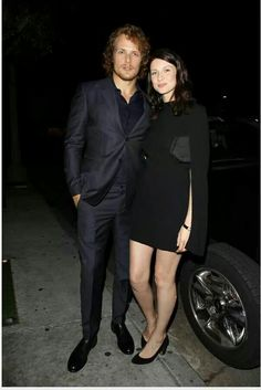 Outlander Sam & Cait