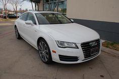 #New #2013 #Audi #A7 For Sale | #Dallas #TX
