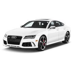 2016 Audi RS 7 ❤ liked on Polyvore featuring cars, carros and vehicle