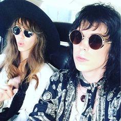Shooting 😎😎 #fashion Luke And Laura, The Struts, Round Sunglasses, Instagram Posts, Fashion, Moda, Round Frame Sunglasses, Fashion Styles, Fashion Illustrations