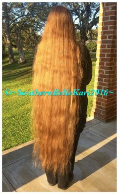 Super Long Hair, Silky Hair, Beautiful Long Hair, Rapunzel, Tie Dye Skirt, Braided Hairstyles, Braids, Long Hair Styles, Projects