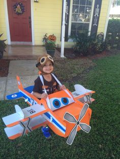 Diy dusty crophopper planes costume