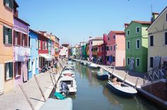 Venice Travel Guide - What to do in Venice, best places and tips (Burano)