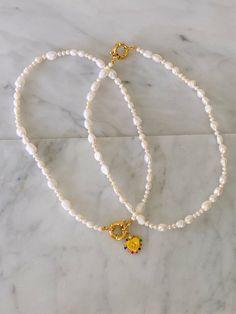 Seed Bead Jewelry, Pearl Jewelry, Seed Beads, Diy Jewelry, Gold Jewelry, Beaded Jewelry, Jewelery, Pearl Necklace, Fashion Jewelry