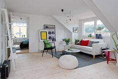 Décor do dia: salinha particular - Casa Vogue | Interiores