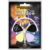 Bring Me The Horizon - Plectrum Pack. That's The Spirit gitárpengető szett T-shirt Rock, Bring Me The Horizon, Music Guitar, Guitar Picks, Band Merch, Metal Bands, Heavy Metal, Horror