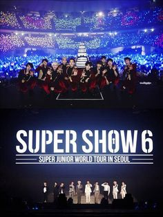 Super Junior holds their 100th 'Super Show' performance | allkpop