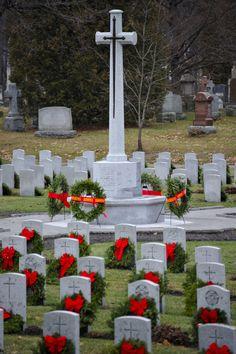 National military cemetery in Ottawa