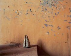 Luigi Ghirri – Grizzana – 1989-90 – serie Atelier Morandi – project print – 8 x 10 cm – courtesy Fondo di Luigi Ghirri