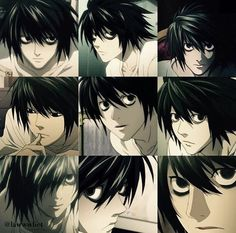 The many faces of L ^-^