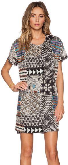 Love Sam Kiera Embellished T Shirt Dress