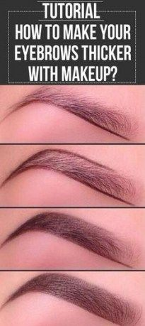 eyebrows trends over the years \ eyebrows years ; eyebrows over the years ; eyebrows through the years ; eyebrows through the years history ; eyebrows 50 years old ; eyebrows trends over the years ; microblading eyebrows after 3 years ; years of eyebrows How To Make Eyebrows, Thick Eyebrows, Eye Make Up, Eye Brows, How To Make Up, Make Up Tutorial Eyebrows, Natural Eyebrow Tutorial, Eyebrow Tutorial For Beginners, Eyebrow Shaping Tutorial