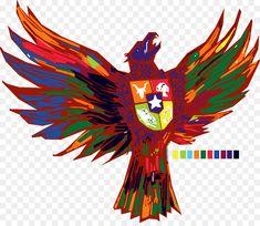 Koi Kunst, Colorful Animal Paintings, Owl Canvas, Koi Art, Eagle Art, Indonesian Art, Flag Background, Batik Art, Pop Art Portraits