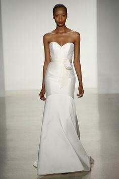 Amsale Bridal Fall 2014 - Slideshow - Runway, Fashion Week, Reviews and Slideshows - WWD.com