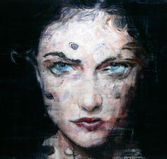Harding Meyer 1964 | Brazilian Portrait painter | Tutt'Art@ | Pittura * Scultura * Poesia * Musica |