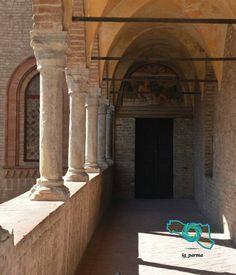 Foto di  @elisabetta_bertolissi Complimenti! Particolari nel chiostro nella Rocca di Fontanellato  arte cultura eventi e tradizioni di Parma e provincia su  #IG_PARMA  scatto  selezionato da @iaia1967  #ig_emiliaromagna #turismoer #igersemiliaromagna #viaggioinromagna #iosonogeco  #emiliaromagna #italiait #italia #italy #ilikeitaly #valditaro #parma #kissitaly #visitparma by ig_parma
