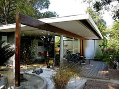 The Constance Perkins House  by RICHARD NEUTRA