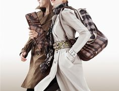 Burberry Spring-Summer 2011 Advertising Campaign