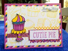 Cutie Pie December SOTM Blog Hop! | Justine's Cardmaking