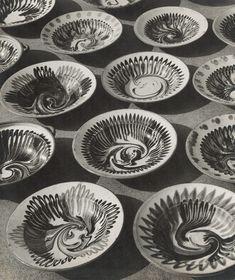 Ester Plicková, Hrnčiarske taniere z Modry Plates, Black And White, Personalized Items, Licence Plates, Dishes, Griddles, Black N White, Black White, Dish