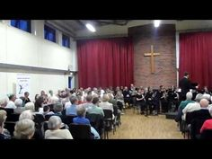 Newark and Sherwood Concert Band - Newark Held At Balderton Salvation Army