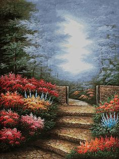 Thomas Kinkade: The darker side of light