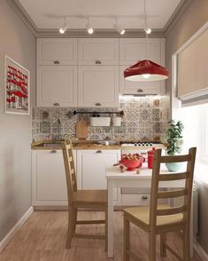 Kitchen Cabinet Design The kitchen cabinet is a part of the kitchen that is in your home and is used for storing herbs - spices, dishes, cups, other cookin Minimalist Kitchen Cabinets, Farmhouse Kitchen Decor, Kitchen Design Small, Kitchen Cabinet Design, Small Apartment Interior, Kitchen Decor, Minimalist Kitchen, Kitchen Design, Small Kitchen Decor