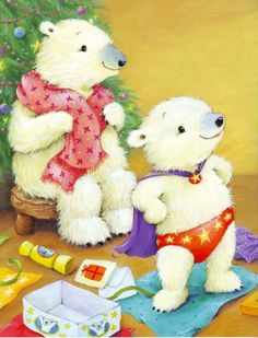Cee Biscoe - polarbear_christmas.jpg
