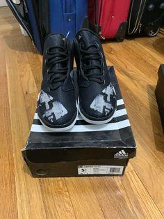 971099b3ff7 Adidas D Lillard 2 B42376 Men White Grey Black Basketball Sport Shoes Size  5.5 #fashion