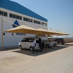 Car Park Shades Suppliers 058 160 tents manufacturers in uae 058 160 3467 Pool Shade, Shade Tent, Wooden Ceiling Design, Carport Sheds, Party Tent Rentals, Car Shed, Car Tent, Dubai Cars, Carport Designs