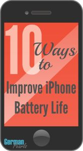 Best practices and iPhone settings you can use to improve your iPhone battery life.