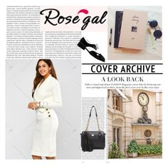 """Rosegal lady"" by antonija2807 ❤ liked on Polyvore featuring Oris, pretty, jeans and rosegal"