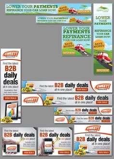 117 Best Web Banner Inspire Images On Pinterest Page Layout