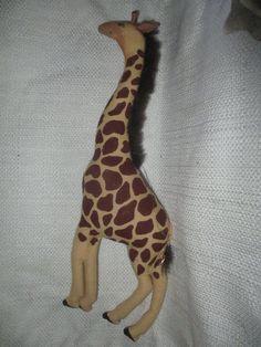GLADYS BOALT Giraffe Ornament dated 1985 | eBay