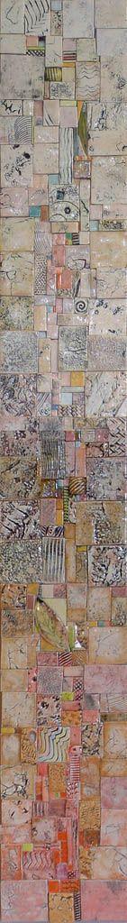 handmade mosaic tile by lynn ihsen peterson