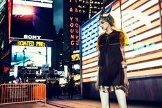 Jessica Pitti - Elle - June 2013 Mexico
