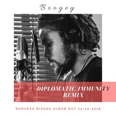 Download Boogey - Diplomatic Immunity (Remix)